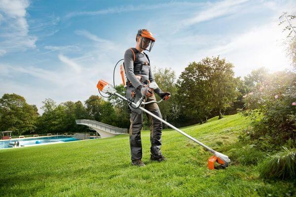 триммеры для травы бензиновые хорошего качества